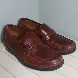 Florsheim Comfort tech slip on loafers Mens Sz 9.5